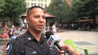 Rockville City Police Practice Community Policing