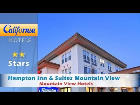 Hampton Inn & Suites Mountain View, Mountain View Hotels - California