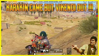 PUBG MOBILE KARAKIN GAMEPLAY | KARAKIN MAP IS OUT + UNEXPECTED CHICKEN DINNER | VIKENDI GONE 😢🤦‍♂️ screenshot 5