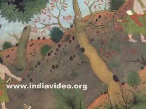 Rama returns to Panchavadi after slaying Maricha