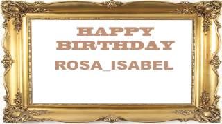 RosaIsabel   Birthday Postcards & Postales - Happy Birthday