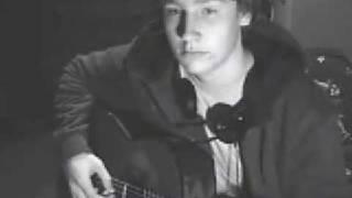 Me singing I