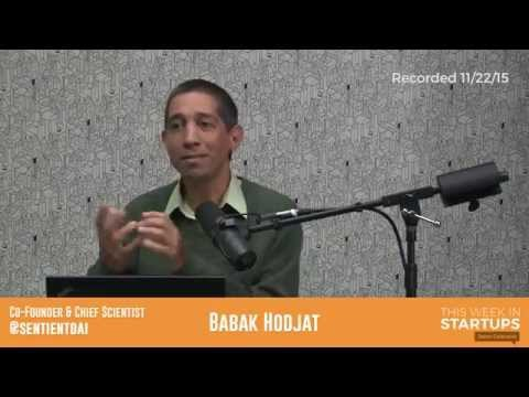 Babak Hodjat, co-founder of Sentient on creating AI that trades on ...