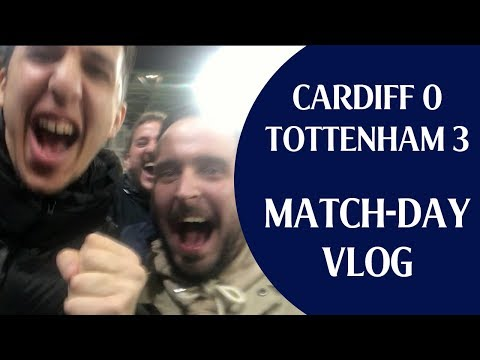 Cardiff 0 Tottenham 3 | Kane, Eriksen & Sonny On Fire Again! 손흥민; | 孫興慜 | Match-day Vlog