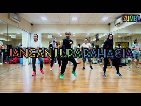 2TikTok - Jangan Lupa Bahagia (Choreography) ZUMBA || Dangdut || Joget || At PHKT Balikpapan