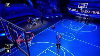 Spiel 9 - Basketball-Duell - Schlag den Star