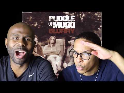 Puddle Of Mudd  Blurry REACTIONREVIEW!!!