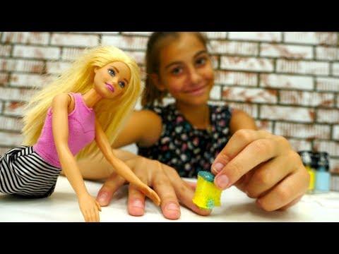 Видео Барби -