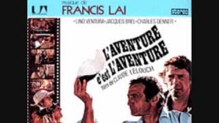 Cinq pour l'adventure - L'aventure c'est l'aventure - Francis Lai