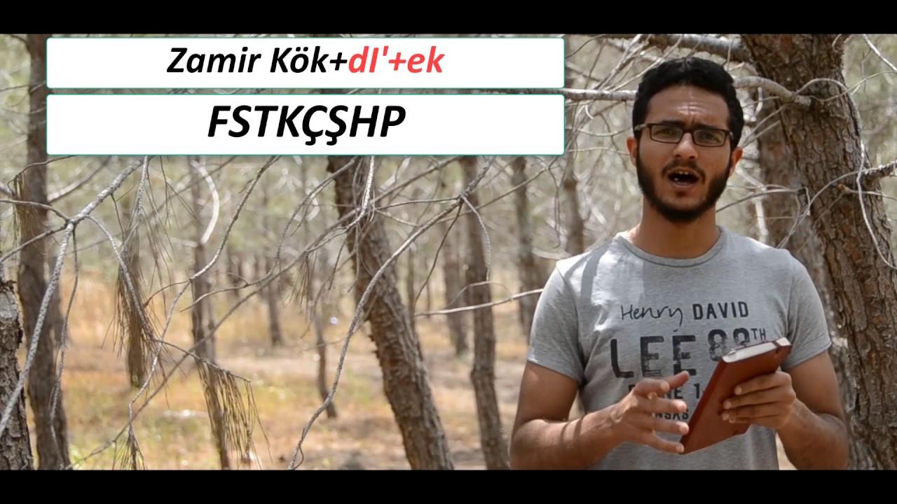 تعلم التركية من الاتراك | الزمن الماضي | الدرس السابع (7)