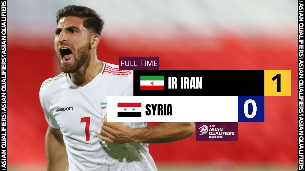 Download #AsianQualifiers - Full Match - Group A | Islamic Republic of Iran vs Syria