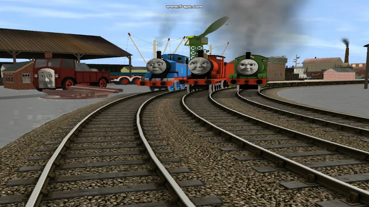 Horrid lorry trainz remake youtube