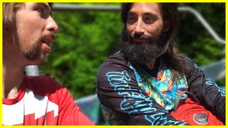 Rowdy Bike Park Date with the Single Track Sampler!!!   NES Ep. #2