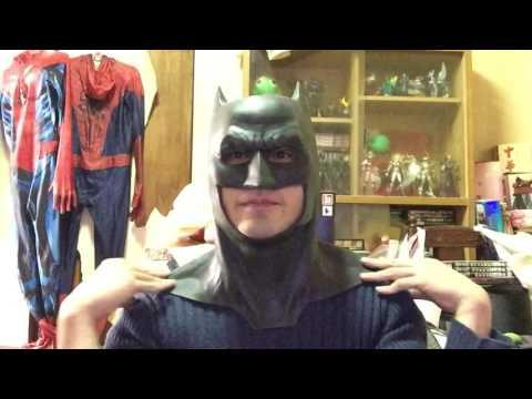 Batman Cowl from eBay