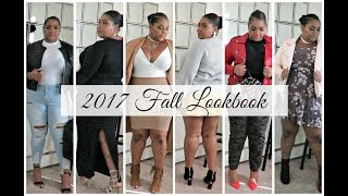 2017 Plussize Fall Lookbook  | UrbnCastles