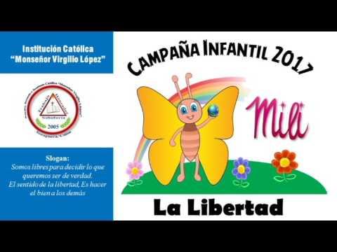Campaña Infantil 2017   SLOGAN