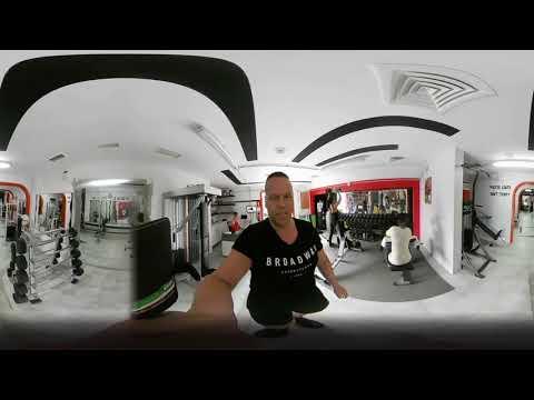 GYM San Fernando 360 video
