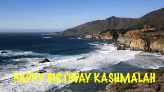 Kashmalah Birthday Beaches Playas