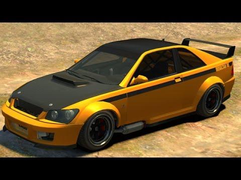 GTA 4 - Karin Sultan RS - YouTube