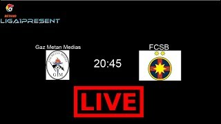 Live Gaz Metan Medias-Steaua Liga 1 Etapa 23] 3/02/2018
