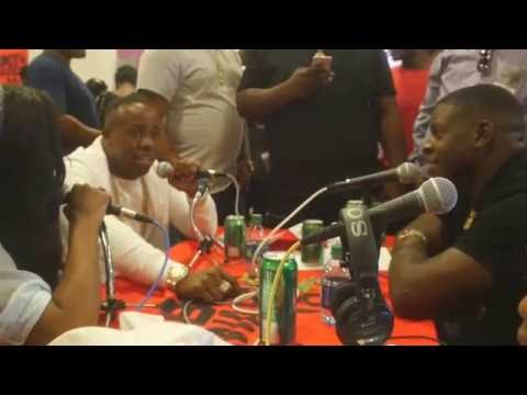 Veda Loca talks w/ Yo Gotti & Blac Youngsta live from the BET Awards 2016 Radio Room