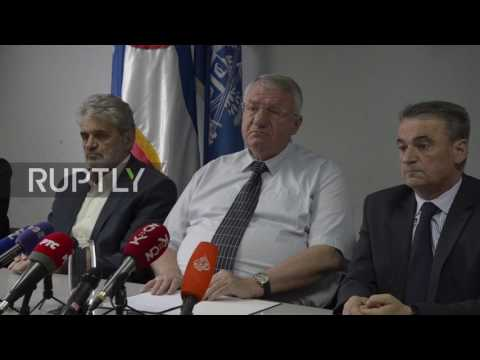 Serbia:  Seselj calls for electoral corruption investigation following Vucic victory