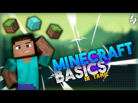 Minecraft gameplay | tricks & tips | lonely gamers | tamil (தமிழ்)