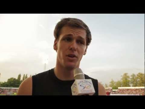Petr Frydrych - rozhovor po závodě