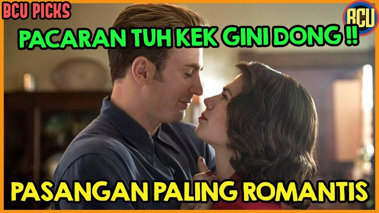 BIKIN BAPER !! INI 5 PASANGAN ROMANTIS DI MARVEL CINEMATIC UNIVERSE | BCU PICKS
