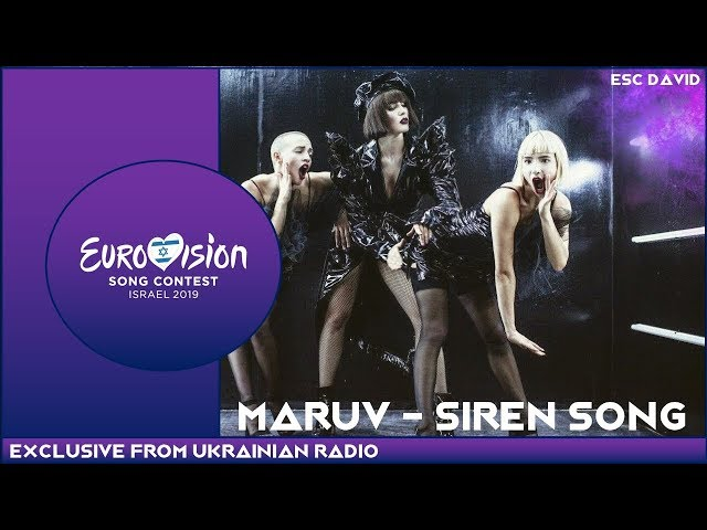 MARUV - Siren Song // Exclusive from Ukrainian Radio