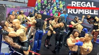 Download Video WWE ROYAL RUMBLE FIGURE PARODY! GTS WRESTLING REGAL RUMBLE ELITE PPV EVENT! MP3 3GP MP4