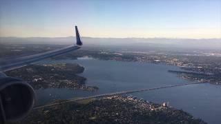 Delta 757-300 - Minneapolis to Seattle