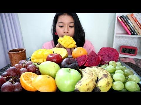 MUKBANG BUAH BUAHAN (FRUITS)