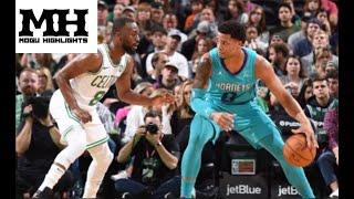 Boston Celtics vs Charlotte Hornets - Full Game Highlights October 6, 2019 | NBA Preseason