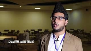 Dédié nous la vie pour la cause d'Allah - Jalsa Maurice 2017