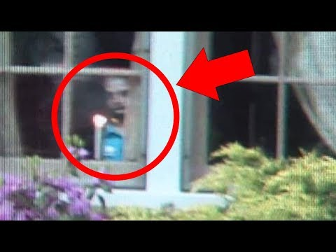 Scary Videos Caught On Camera: 5 CURSED VIDEOS