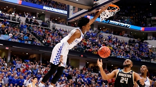 Best Dunks from Sunday's Second Round