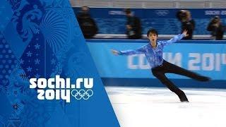 Team Figure Skating - Men's Short Program Qualification | Sochi 2014 Winter Olympics
