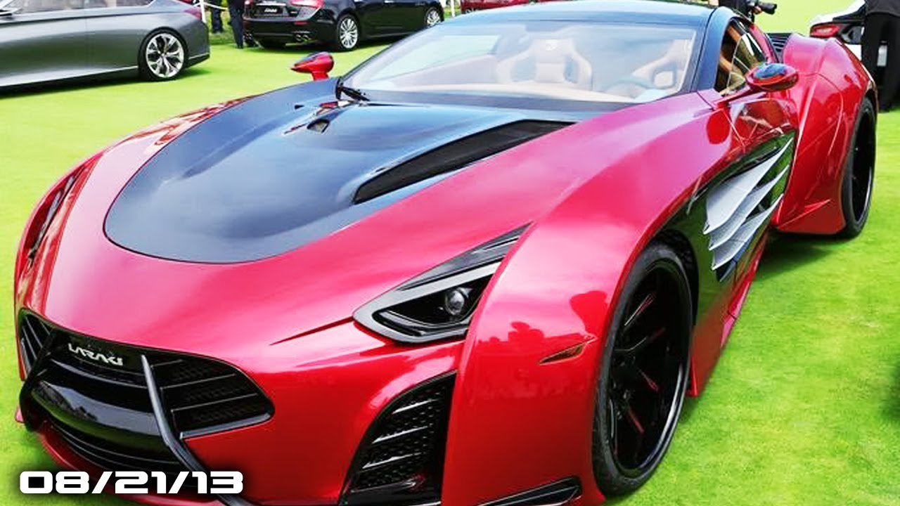 Laraki Supercar Cadillac Elmiraj Production Bmw Z2 Scion S Go Bye