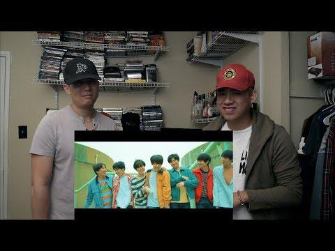 BTS (방탄소년단) - Euphoria : Theme of LOVE YOURSELF 起 Wonder Reaction