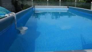 видео Каркасные бассейны