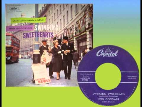 RON GOODWIN & HIS ORCHESTRA - Swinging Sweethearts (1957) HQ True Stereo!