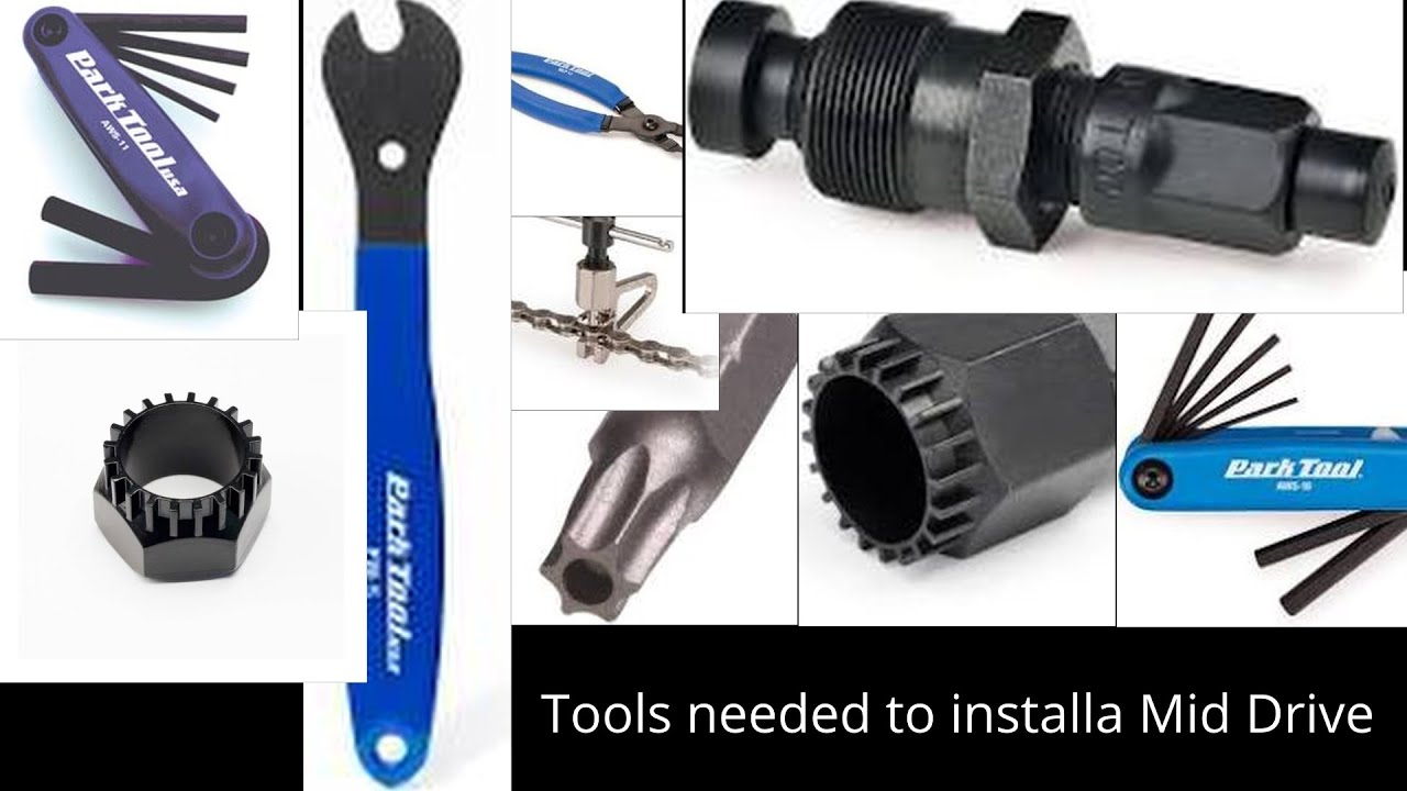 E-Bike Conversion Tools You Need for a Bafang Mid-Drive Install