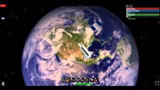 Lançamento do shuttle Roblox
