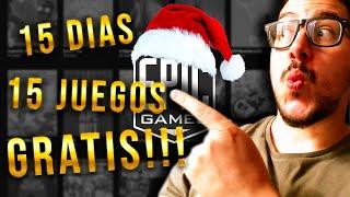 EPIC GAMES STORE 💣💣💣 LO HACE DE NUEVO! 15/15 (Juegos GRATIS PC)