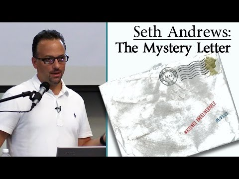 Seth Andrews: The Mystery Letter
