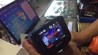 SHO-ME COMBO 1 A7. Лечение проблемы при загрузке новых баз радаров