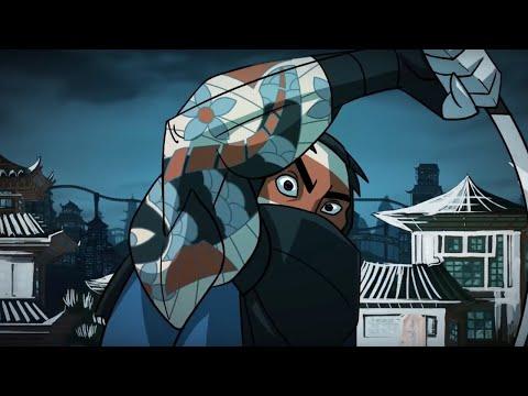 Mark of the Ninja Remastered - Nintendo Switch Announcement Trailer