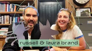 Laura & Russell Brand Make Upcycled Shadow Puppets!