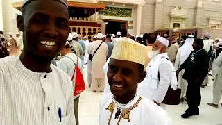 Download Video Almajirin Ma'aiki Na Sidi Da Autan sidi Sun Rera qasidar Madina akwai dadi A madina MP3 3GP MP4